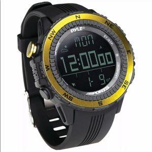 PYLE Digital Multifunction Active Sports Watch